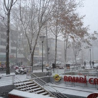 Photo taken at Bağdat Avenue by Bayram A. on 1/8/2013