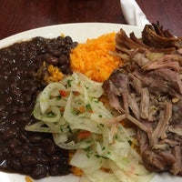 Photo taken at Sophie's Cuban Cuisine by Michael M. on 8/6/2014