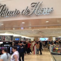 Photo taken at Palacio de Hierro by Jose Carlos G. on 6/9/2013