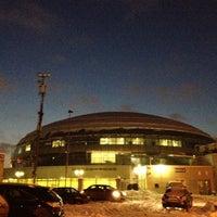 Das Foto wurde bei Дворец спорта «Динамо» von Паша Б. am 1/21/2013 aufgenommen