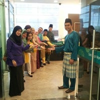 Photo taken at Maybank Premier Wealth Centre by Asseq A. on 9/2/2013