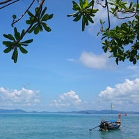 Photo taken at Krabi Sand Resort by Athip C. on 5/19/2015