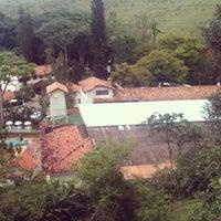 Photo taken at Hotel Fazenda Montanhes by Alessandro E. on 11/30/2013