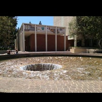 Photo taken at UCLA Inverted Fountain by Man_Used👽👾👽 on 9/13/2013