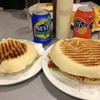 Photo taken at Burger El Dorado II by Marta C. on 12/22/2012