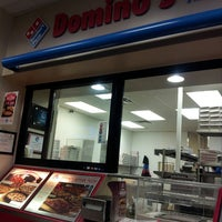 Photo taken at Domino's Pizza by Teasa B. on 2/24/2013