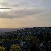 Photo taken at Cougar Mountain City View by David M. on 4/21/2014