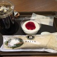 Photo taken at Cafe BREAK ホワイティ梅田店 by HoyoHoyo on 2/13/2015