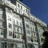 Photo taken at Belmond Copacabana Palace by Sorys G V. on 12/5/2012