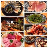 Photo taken at Toyoda Sushi by Degan W. on 7/10/2014