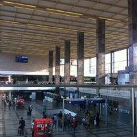 Photo taken at Wien Westbahnhof by Stanislava K. on 4/18/2013