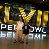 Photo taken at The Pro Shop at CenturyLink Field by Mike K. on 8/19/2016