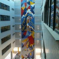 Photo taken at UNIVERSO - Universidade Salgado de Oliveira by Jéssica N. on 12/7/2012