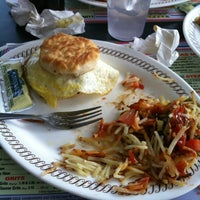 Photo taken at Waffle House by Tyler B. on 12/31/2012