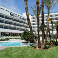 Foto tomada en Hotel RH Bayren Gandia por Hoteles RH el 1/17/2014