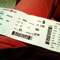 Photo taken at Terminal 1A by Astri A. on 11/5/2012