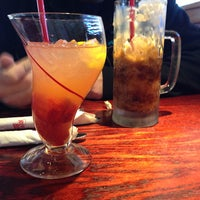 Photo taken at Red Robin Gourmet Burgers by Nicole H. on 2/16/2013