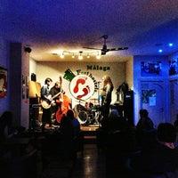 Photo taken at Feel Malaga Hostel by Linda L. on 6/18/2013
