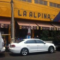 Photo taken at La Alpina by Enrique on 5/4/2013