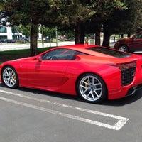 Photo taken at Lexus HQ by Bertha L. on 7/25/2014