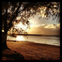 Photo taken at D.T. Fleming Beach Park by Kim on 7/17/2013