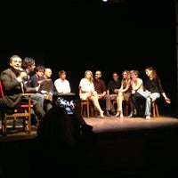 Photo taken at Il Teatro del Sale by Matteo C. on 4/6/2013