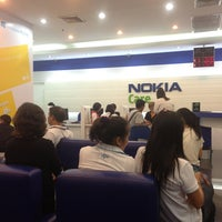 Photo taken at Nokia Care by Rog R. on 10/28/2013