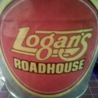 Photo taken at Logan's Roadhouse by Jenifer M. on 4/3/2013