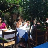 Photo taken at Taverna Cretekou by Betsy M. on 6/7/2015