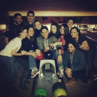 Photo taken at Astoria Bowl by Crystal G. on 3/3/2013