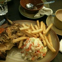 Photo taken at Nando's by Hendrik N. on 2/8/2013