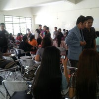 Photo taken at Program Studi Pendidikan Dokter Gigi by Gloria M. on 11/29/2012