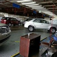 Photo taken at Ensambladora Toyota de Venezuela by Manuel E. on 12/7/2012