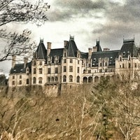 Photo taken at The Biltmore Estate by Rigo R. on 1/29/2013
