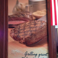 Photo taken at Sizzler Steakhouse by Rob L. on 2/17/2013