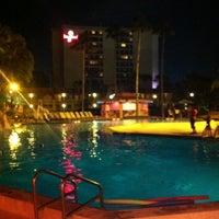 Photo taken at International Resort - Pool by Elísio N. on 4/20/2013