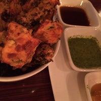 Photo taken at Mango Shiva Indian Bistro & Chai Bar by Nico P. on 11/22/2013