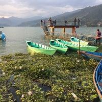 Photo taken at Phewa Tal / Fewa Lake by Sorin H. on 10/28/2016