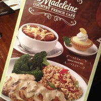 Photo taken at la Madeleine Country French Café by Andrea L. on 1/17/2013