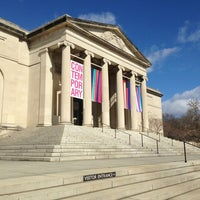 Photo taken at Baltimore Museum of Art by Michael T. on 2/27/2013