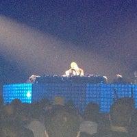 Photo taken at Tiësto College Invasion Tour by Mark W. on 2/20/2013