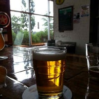 Photo taken at Thirsty Monk Pub & Brewery by Robin B. on 7/5/2013