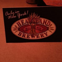 Photo taken at Heartland Brewery by Ricardo R. on 6/3/2013