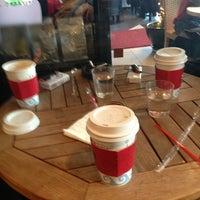Photo taken at CAFFÉ PASCUCCI by Won S. on 2/13/2013