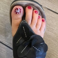 Photo taken at Nails For Her by Duyen F. on 12/8/2016