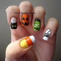 Photo taken at Nails For Her by Duyen F. on 10/27/2016
