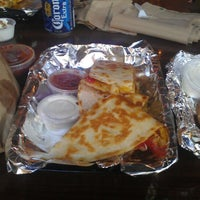 Photo taken at Gringos Locos by Melissa P. on 5/13/2013