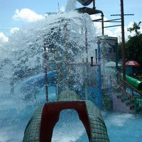 Photo taken at Suncity Waterpark by Geanata R. on 4/20/2013