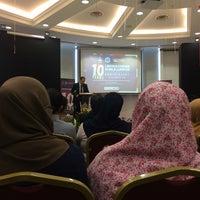 Photo taken at Perpustakaan Kuala Lumpur (Library) by Jujue on 10/21/2016