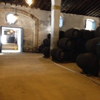 Photo taken at Bodega Lustau by Globalpass.es A. on 8/25/2016